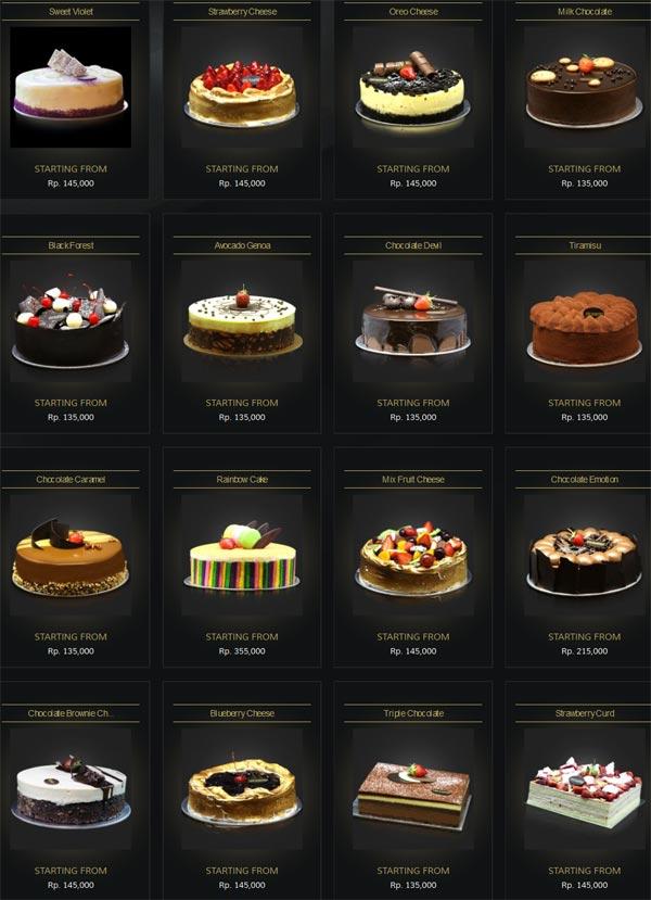 Harvest Cake Surabaya