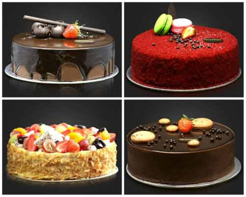 Harga Chocolate Cake Harvest
