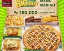 promo pizza big box